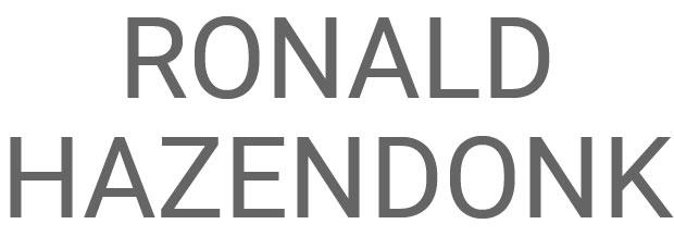 Ronald Hazendonk Fashion4men
